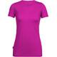 Icebreaker Spector t-shirt Dames roze